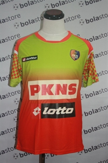 Picture of PKNS Jersey 2013 Away Original Lotto