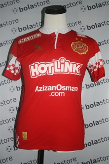 Picture of Kelantan Jersey 2013 Original Home Warriors
