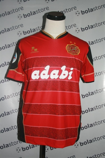 Picture of Kelantan Jersey 2013 AFC Original Warrior