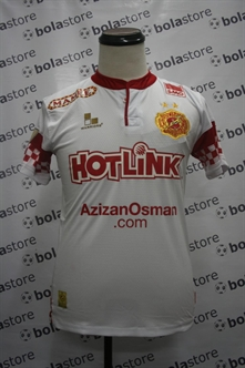 Picture of Kelantan Jersey 2013 Original Away Warriors