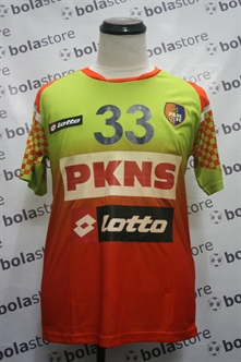 Picture of PKNS FC Nazmi Jersey 2013 Lotto Original Away