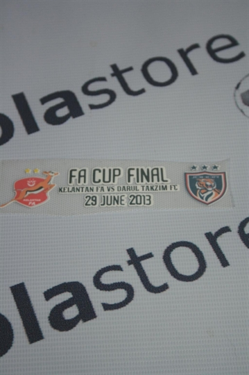 Picture of Patch Kelantan vs Darul Takzim FC Final Piala FA