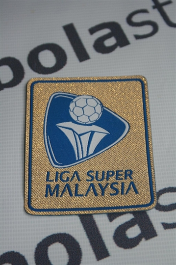 Picture of Malaysia Super League Gold Patch 2013 Original