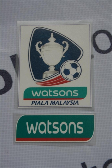 Picture of Malaysia Cup 2013 Patch Original