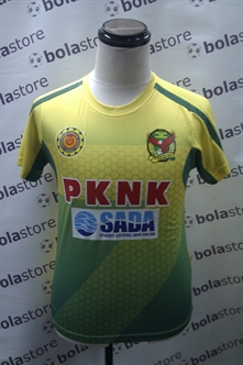 Picture of Kedah Jersey 2014 Away Original Line 7