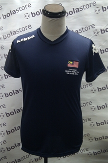 Picture of Malaysia World Cup Hockey Jersey Away 2014 Original Kappa (Basic)