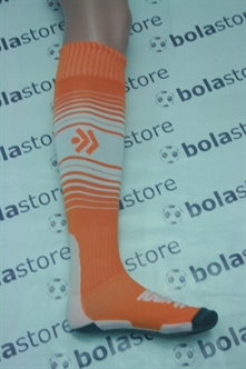 Picture of Football Socks Orange White Kool