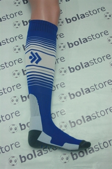 Picture of Football Socks Blue White Kool