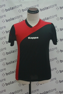 Picture of Jersey Black Red Kappa