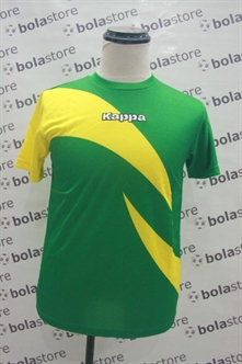 Picture of Jersey Green Yellow Kappa