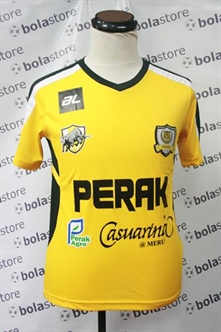 Picture of Perak Jersey 2015 Home Original Al