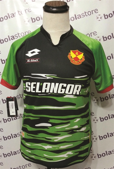 Picture of Jersi Selangor Alternate 2016 Original Lotto