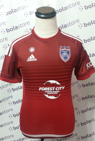 Picture of Johor DT Jersey 2016 Away Original Adidas